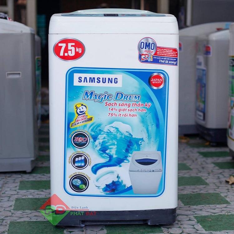 Máy giặt cũ thanh lý giá rẻ chất lượng cáo tại tphcm - Điện máy Phát Đạt
