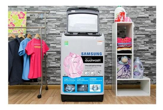 máy giặt samsung 10 kg