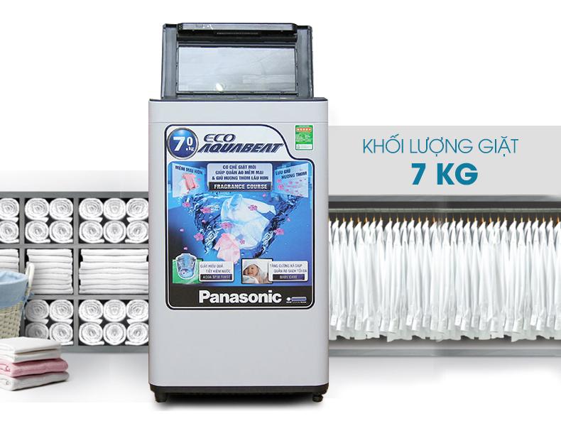 thiết kế máy giặt panasonic na f70vb6hdk thân thiện với người sử dụng