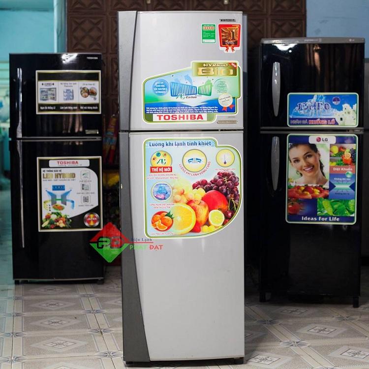 Tủ lạnh cũ thanh lý giá rẻ chất lượng  cáo tại tphcm - Điện máy Phát Đạt