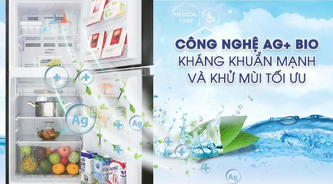 tủ lạnh toshiba 150l