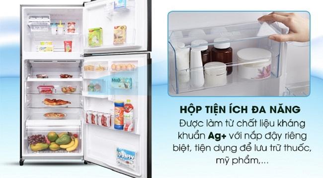 tủ lạnh toshiba-gr ag41vpdz xk1 16