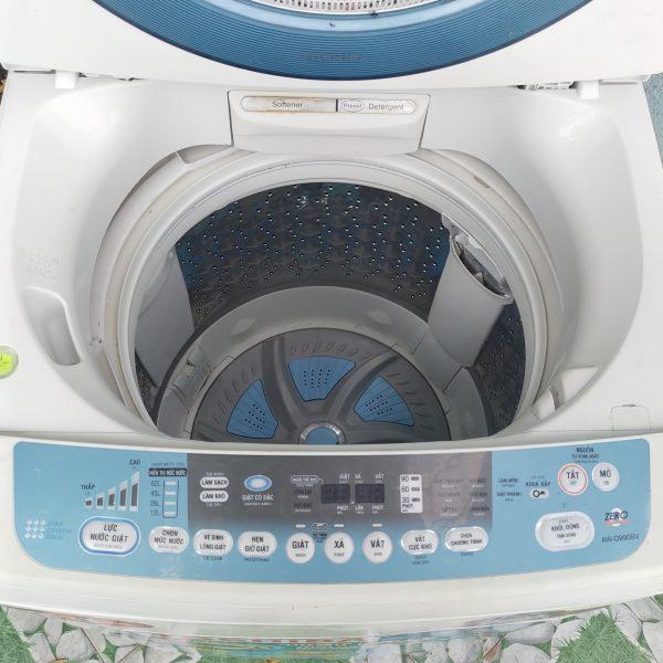 Tủ máy giặt cũ