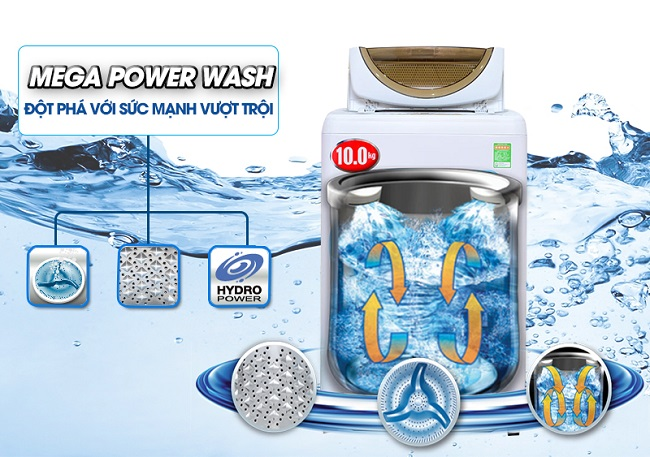 máy giặt toshiba 10kg giá rẻ