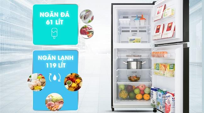 tủ lạnh cũ giá rẻ tại tphcm