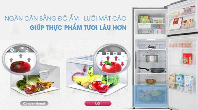 tủ lạnh lg cũ