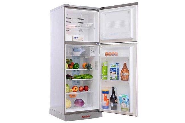 tủ lạnh sanyo 185l