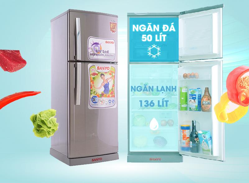 tủ lạnh sanyo tại tphcm