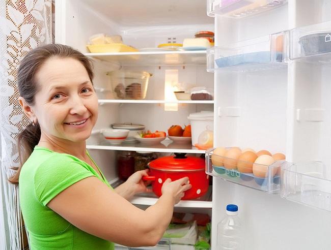 tủ lạnh sharp 165l