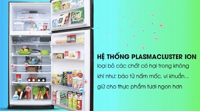 tủ lạnh sharp 560l