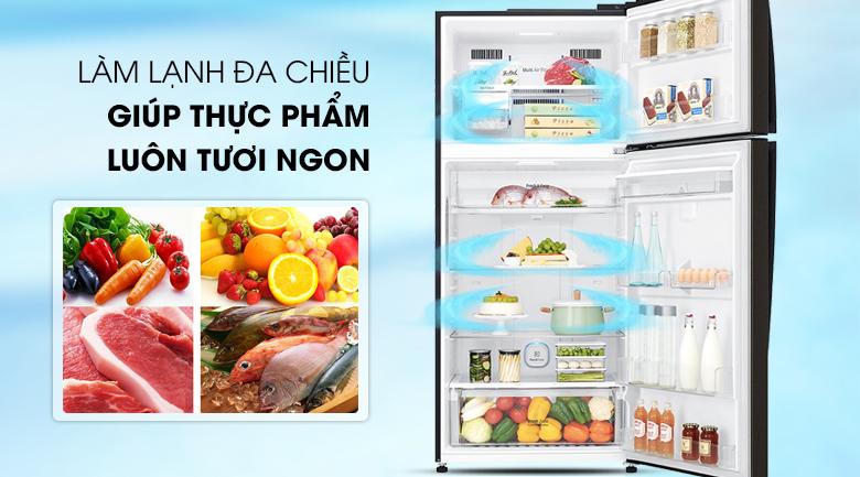 Tủ lạnh LG 450L