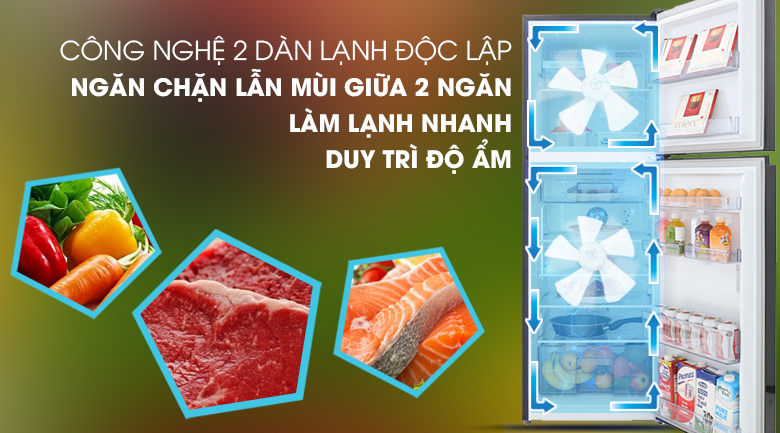 Tủ lạnh Beko 230L