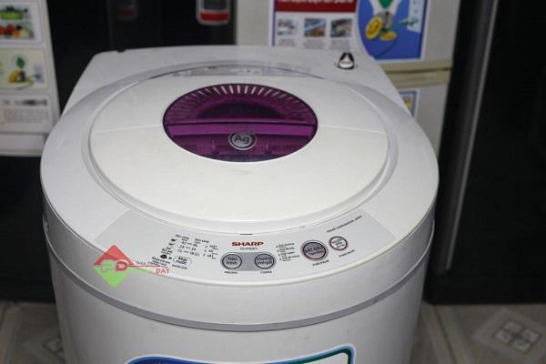 Bán máy giặt cũ