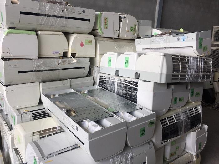 Thu mua máy lạnh quận bình tân