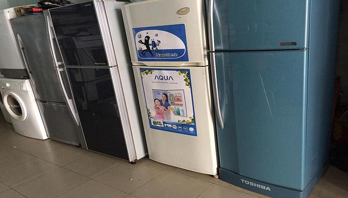 thu mua tủ lạnh cũ quận Phú Nhuận
