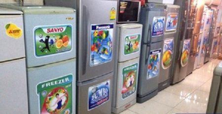 tủ lạnh cũ máy giặt cũ quận tân phú