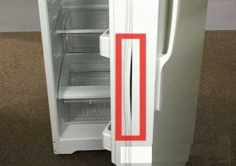 cửa tủ lạnh cũ