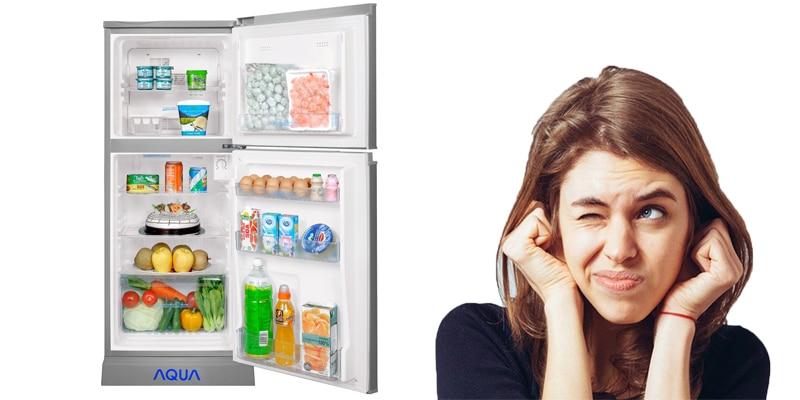 Tủ lạnhkêu to